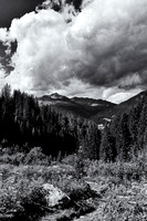 Klosters in B&W