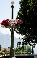 Vevey - Streets, Buildings, Sculptures