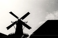 windmill, old style